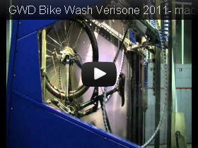 Video GWD Bike Wash in azione